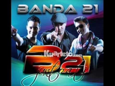 Banda XXI Junto a Ti Album Completo