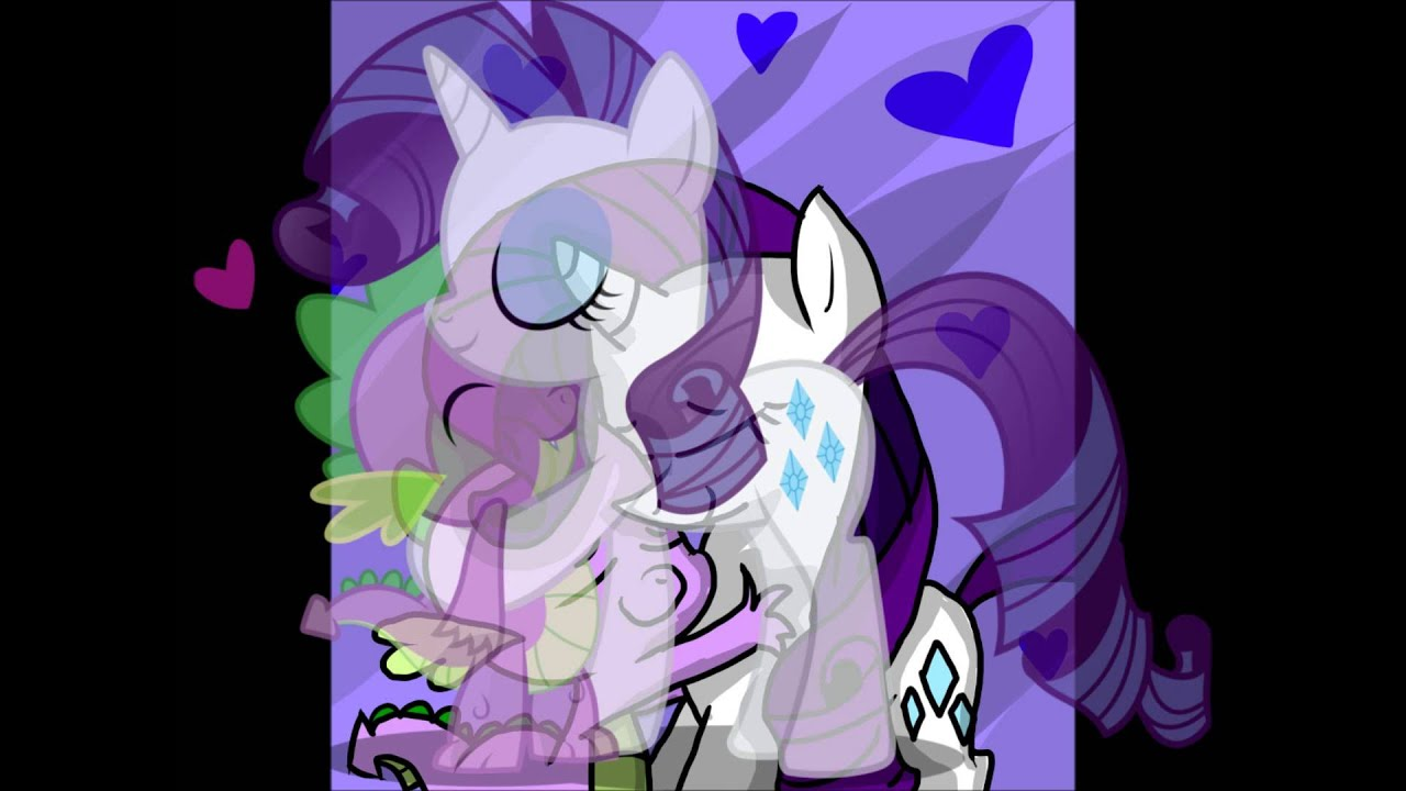My Little Pony: Friendship is Magic - Spike & Rarity ...