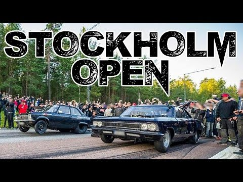 STOCKHOLM OPEN - The World's Most INSANE Street Race!
