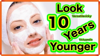 How to Look 10 Years Younger in 10 Days 💋 | Rice Face Pack | Skin Lightening Pack