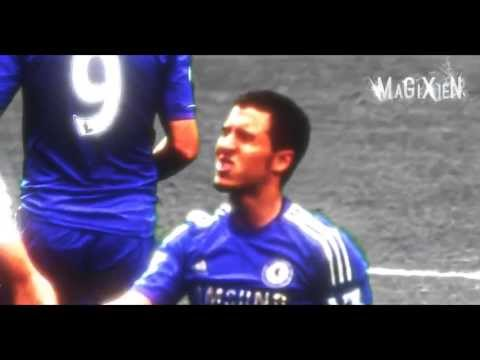 Eden Hazard - Close Enemies [HD] byMaGiXieN