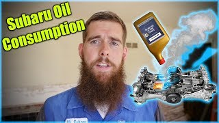 Subaru Oil Consumption