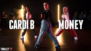 Cardi B - Money - Dance Choreography by Jojo Gomez - #TMillyTV