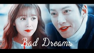 | Yeon Joo & Je Ha | Bad Dreams ( AU )