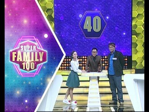 Seperti apa keseruan Keluarga D'Cebongs vs. Peragawan? - Super Family 100
