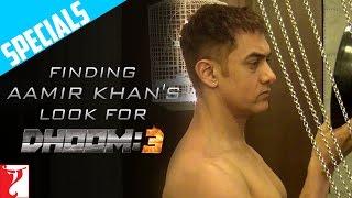 Specials: Finding Aamir Khan's Look | DHOOM:3