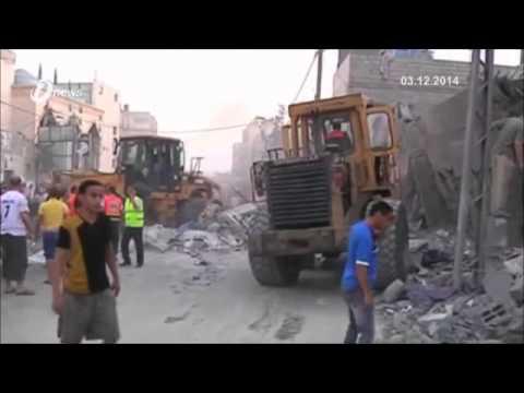 Israel Sekat Bekalan Simen Ke Gaza Palestin