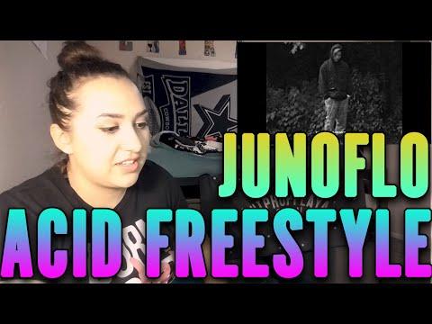 "Download Junoflo - ""Acid Freestyle"" MV Reaction Mp4 baru"