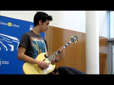 MUSE Knights Of Cydonia - Cover