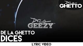 De La Ghetto - Dices [Lyric Video]