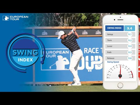 Rory McIlroy's amazing swing speed explained | Swing Index