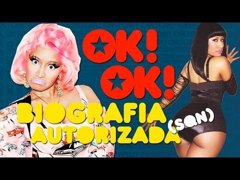 Nicki Minaj: Biografia Autorizada (sqn) video