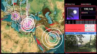 Whoa! Deepest Earthquake on the Planet Hits Iraq! Here's What's Next - Plus Yellowstone Update (Videos)