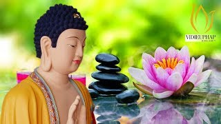 Nhạc Thiền Tĩnh Tâm | Nghe Để Xóa Đi Muộn Phiền - Ưu Tư Trong Cuộc Sống - Relaxing meditation