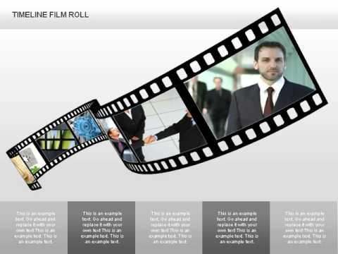 Timeline Film Roll