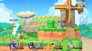 Super Smash Bros. Ultimate, Mario Kart 8 Deluxe 20-7-2019