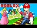 Roblox | GIẢI CỨU CÔNG CHÚA - The Super Mario World Adventure | KiA Phạm