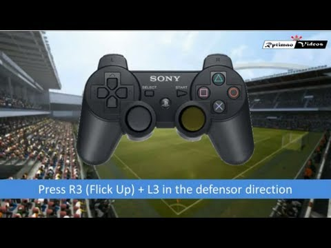 PES 2013 - New Skills Tutorial (PS3) / Novos dribles [HD]