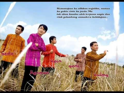 Minus One Istikharah Cinta  (new Arrangement) Lirik video