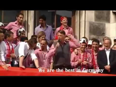 Louis van Gaal's Great Speech in 2010 ENGLISH SUBTITLES