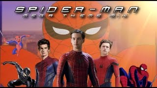 Spider-Man Film & TV (1967-2016) Mega-Theme cover