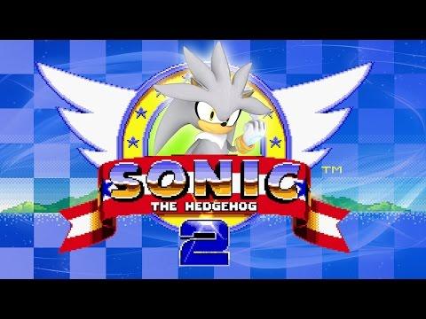 Silver in Sonic the Hedgehog 2 - Walkthrough