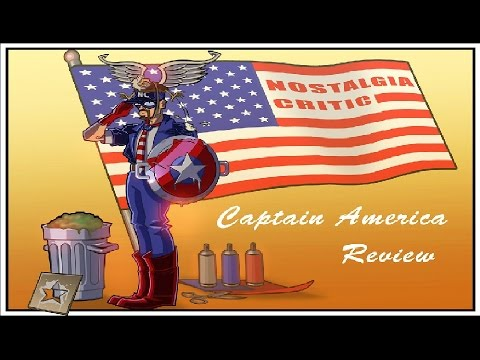Nostalgia Critic - Captain America