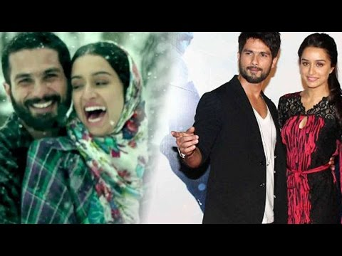 Haider Music Launch With Shahid Kapoor And Shraddha Kapoor