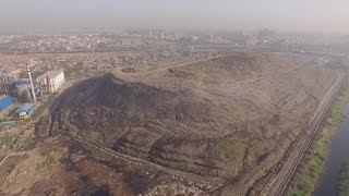 What Ethiopia should take lesson from - Massive Indian Landfills are Mistaken For Mountains