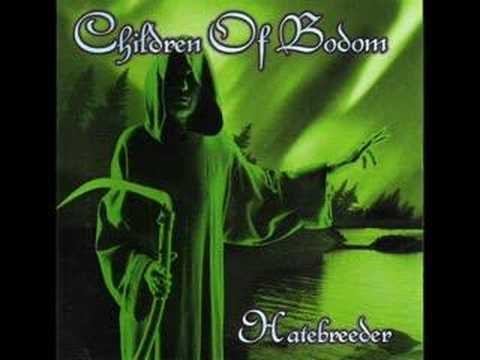Children of bodom - Silent night bodom night