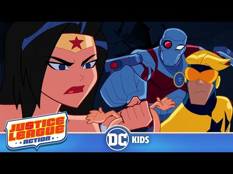 Justice League Action | Lasso of Lies | Episode 6