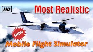 AEROFLY FS 2019: MOST REALISTIC MOBILE FLIGHT SIMULATOR!!!