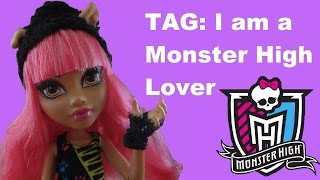 TAG: I am a Monster High Lover / Я Монстер Хай Лавер / Art gallery