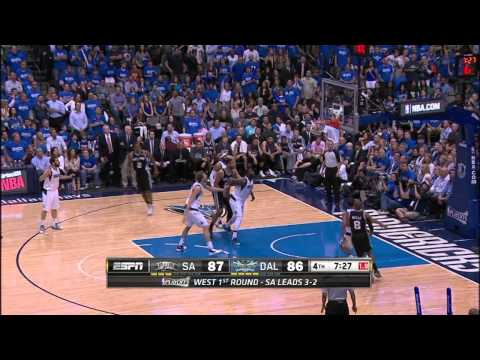 Duel: Monta Ellis vs. Tony Parker - Game 6