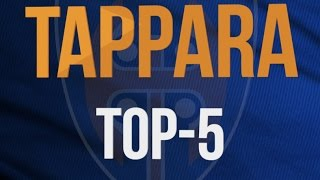 Tappara TOP 5 lokakuu