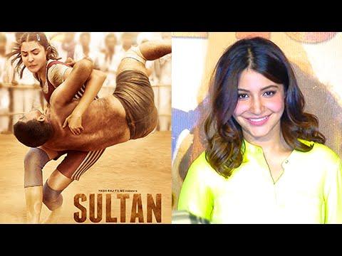 Sultan : Anushka Sharam Aarfa Teaser | Birthday Special