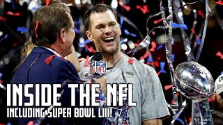 Inside the NFL - ALL Regular and Postseason New England Patriots Highlights