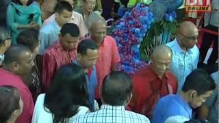 Najib, Muhyiddin hadir rumah terbuka Deepavali