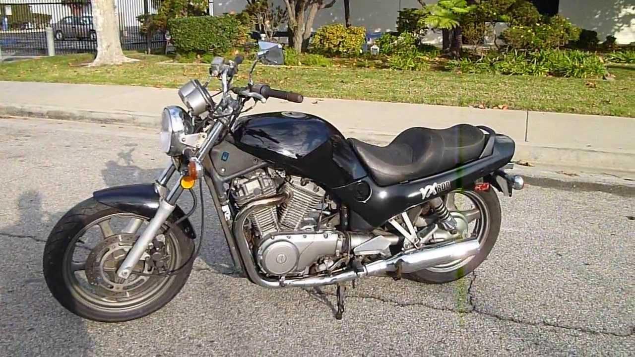 1991 Suzuki Vx800 Youtube