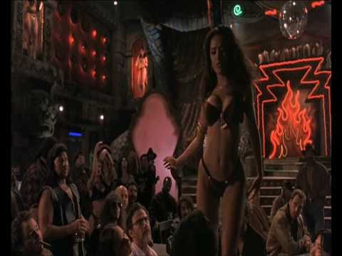 SALMA HAYEK - Sexy Dance / Angel In You