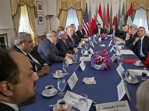 Raw: Obama Thanks Mideast Coalition Nations