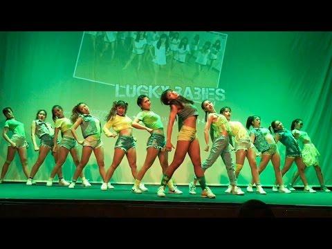 Superlove (Tinashe) -  Luckystar Low Choreography