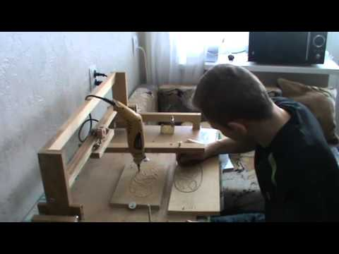 Woodcarving Machine
