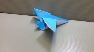 Daily Origami: 097 - Pigeon Or Dove
