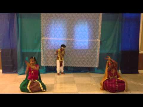 Krishnastami Dance Performance Jaya Janardhana Krishna video