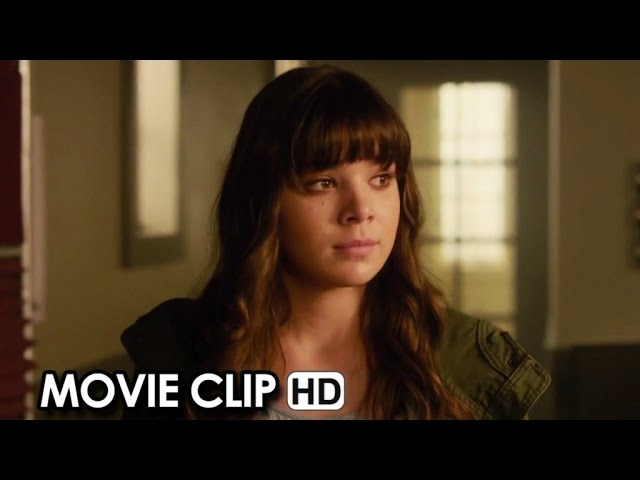 Barely Lethal Movie CLIP 'Don't Sneak Up On People' (2015) - Hailee Steinfeld HD