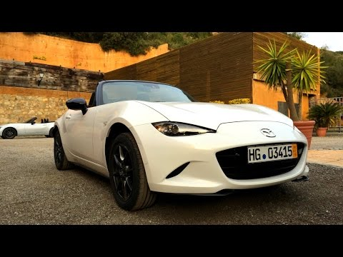 2016 Mazda MX-5 Miata First Look - Kelley Blue Book