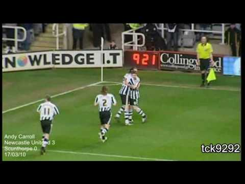 NUFC 09/10 All The Goals Pt.2 Video