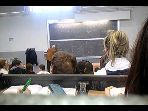 Lezione di Analisi I-Ingegneria Gestionale