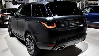 NEW 2019 RANGE ROVER SPORT - EXTERIOR AND INTERIOR - AWESOME SUV